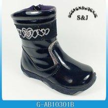 newest children dress shoe boots 2012