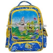 kids cartoon picture of school bag 2012 new arrival