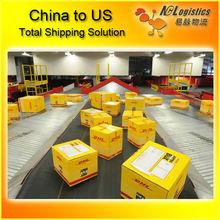 international door to door service from China to USA