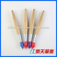 LT-A228 wooden novelty plastic pen