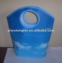 2012 promotion die cut non woven bag(dkd-004)