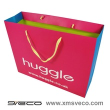 Promotional Printed Paper Bags, Laminated Paper Bags, Luxury Paper Bags