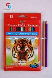 Pack 12 Color Pencil,Colored Charcoal Pencils
