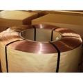 bronze perles fil enduit