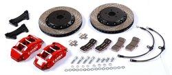 Big Brake Kits - Big 6P356 Front performance brake kits
