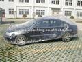 baja precio de plástico del pe cubierta del coche automático