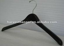 GCW702 Dark finsh wooden hanger for clothes