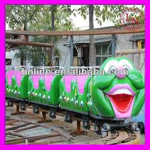 Popular! children outdoor playground amusement equipement train