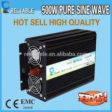 500W Pure Sine Wave Car Power Inverter DC to AC