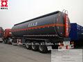 45000L de entrega de aceite de camión cisterna Made in China