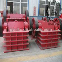 High capacity crushing machine jaw crusher for stone