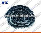 excavator spare parts track link track link assy EX60