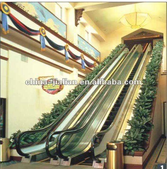 Escalator d'intérieur mécanique automatique de 35 degrés