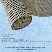 PVC anti-slip mat,suitable for shelf liner,trunk mat