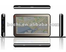 5.0'' TFT touchscreen GPS navigator