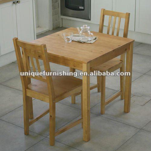 Masif ah ap yemek odas setleri 2 ki ilik yemek masas - Mesas comedor para espacios pequenos ...