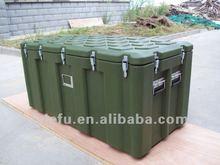 Rotomolding/military case/ plastic transit case /large tool case
