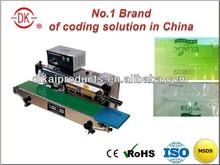 DK-900 continuous plastic bag heat sealing machine