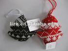 custom shape christmas ornaments