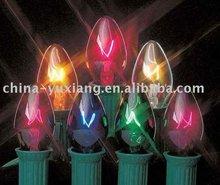 C7,C9 led string light/ C7 christmas light/c9 light strands