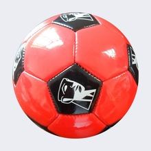 Synthetic leather football