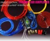 2000W 100A 4 GAU Car Amplifier RCA Wiring Fuse Audio Sound Speaker Cable Kit