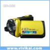 "Hot-selling 16MP 1080P Full HD underwater digital camcorder with 3.0"" LCD display and 8X digital zoom"