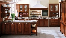 The Popular Natural style USA standard kitchen cabinet