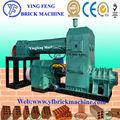 Últimas !!! Tecnología JZK50 máquina extrusora de ladrillos de arcilla, fusible automático extrusora ladrillos verdes