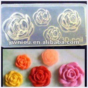 3d Acrylic Nail Molds