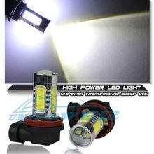 2012 High qulity LED H10 Fog light 11W car fog light auto /car / vehicle led fog light