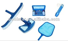 Swimming pool product including five kit,pool net,skimmer,brush,test