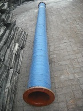 Road and Rail Tanker Hose