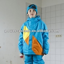 2012 new style kids snowboard jacket