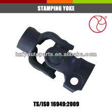KIA steering shaft yoke/stamping yoke/steering yoke