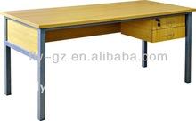 School teacher table/ Cheap teacher desk with drawers SF-80