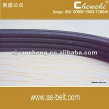 Automobile engine part rubber poly ribbed v belt OEM 6PK2050 6PK2390