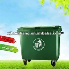 Plastic dustbin & garbage bin
