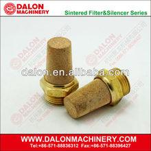 Latón ( neumático silenciador silenciador, Silenciador de aire )