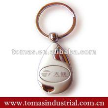 wholesale metal auto parts keychain