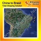 Shenzhen/Guangzhou/China to Rio De Janeiro Brazil sea freight services