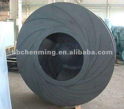 high precision stainless steel impeller