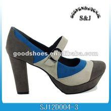 S&J light blue ladies dress shoes