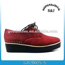 S & J tradicional chino zapatos