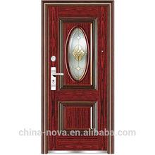 turkey laminated glass door with smart design