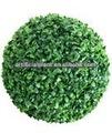 bola de hierba artificial para la decoración del hogar