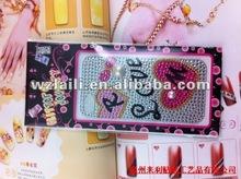 2012 new style diamond phone sticker