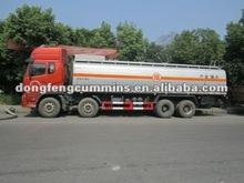 DONFENG 8*4 chemicals tank truck EQ1290