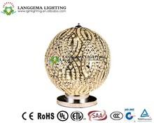 2012 newest crystal table lamp-crystal ball