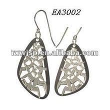 Fall Leaves stainless steel earrings EA3002